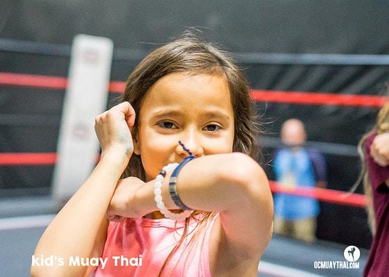 9 Things Muay Thai Teaches Kids