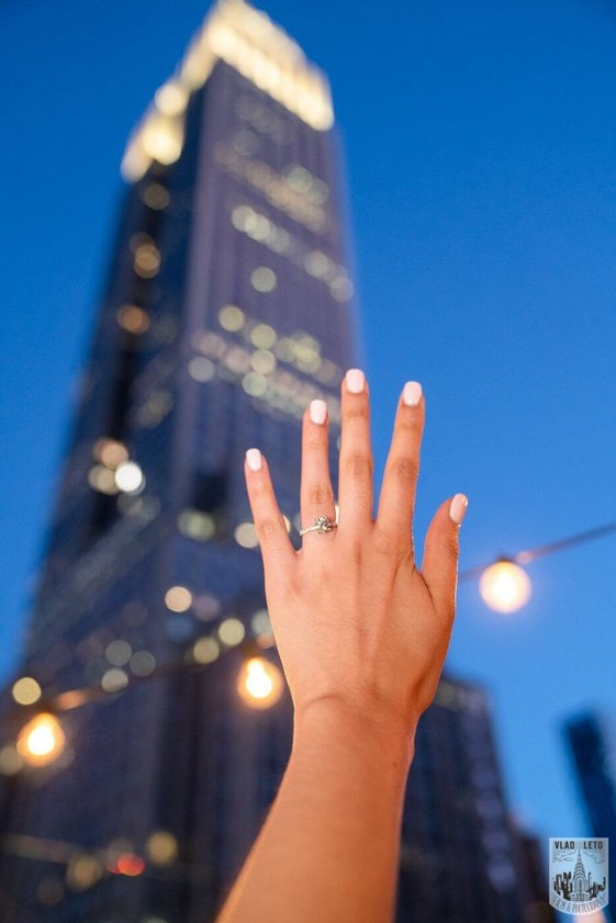Photo 17 NYC Rooftop Proposal | VladLeto