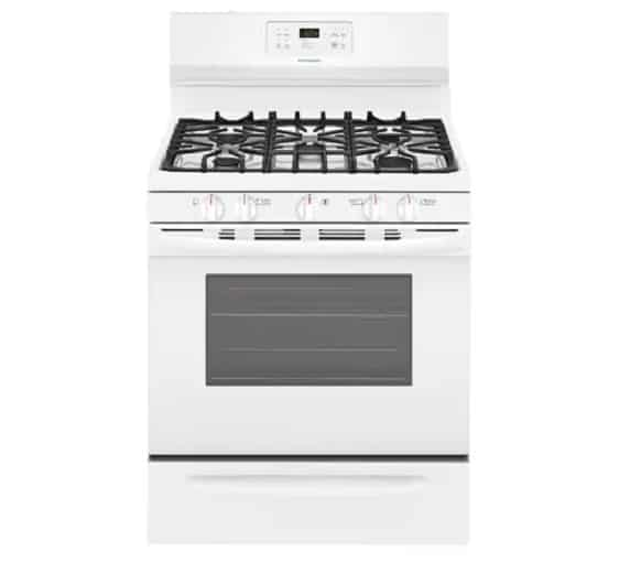 image of Frigidaire FFGF3054TW 30 Inch Range White