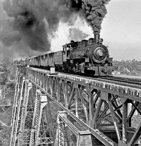 Puente Las Vacas  Ferrocarril del Norte