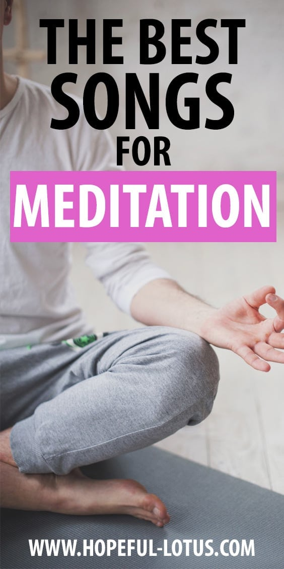 the best songs for meditation