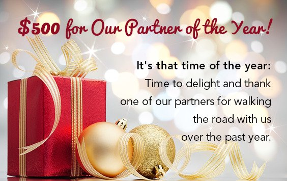 Partner-of-the-year