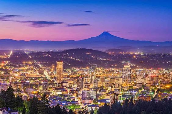 tacoma skyline best place to retire in washington