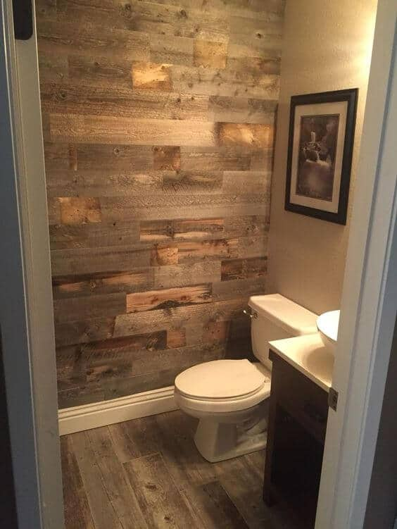Can You Use Vinyl Flooring On Bathroom Walls Answered W Tips