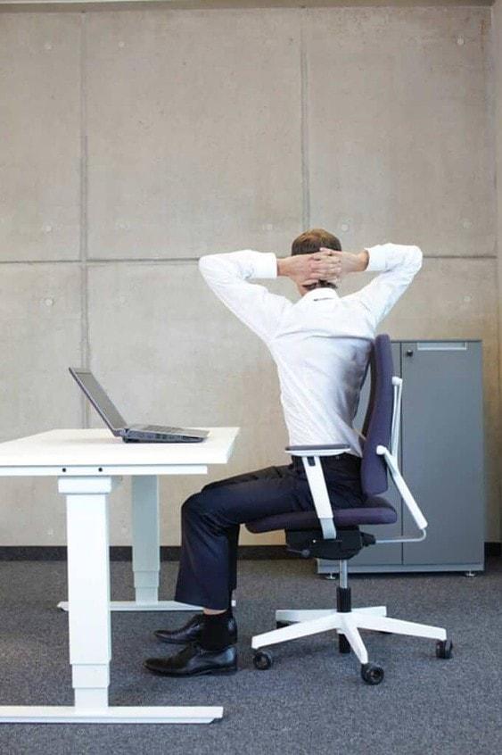 Benefits of Active Sitting