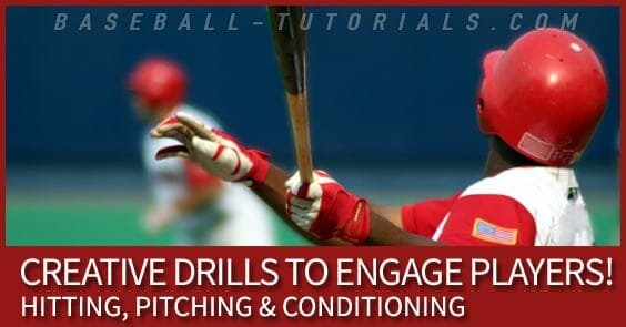 CREATIVE BASEBALL DRILLS 2
