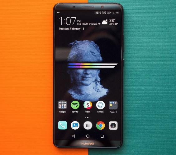 Huawei Mate 20 News