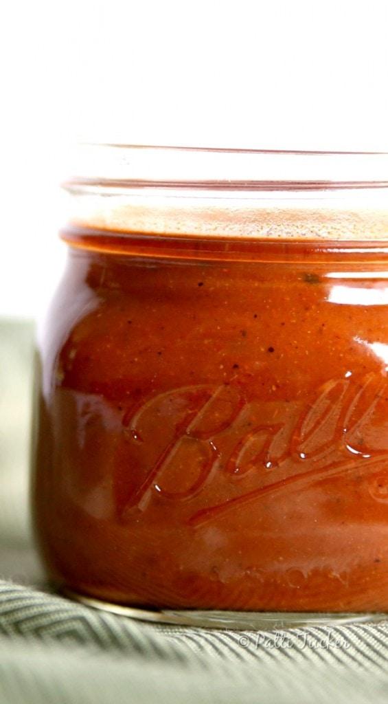 Easy Red Enchilada Sauce