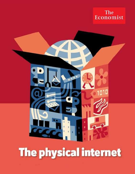 Physical-Internet
