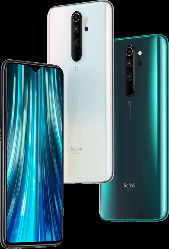 Xiaomi Redmi Note 8 Pro image