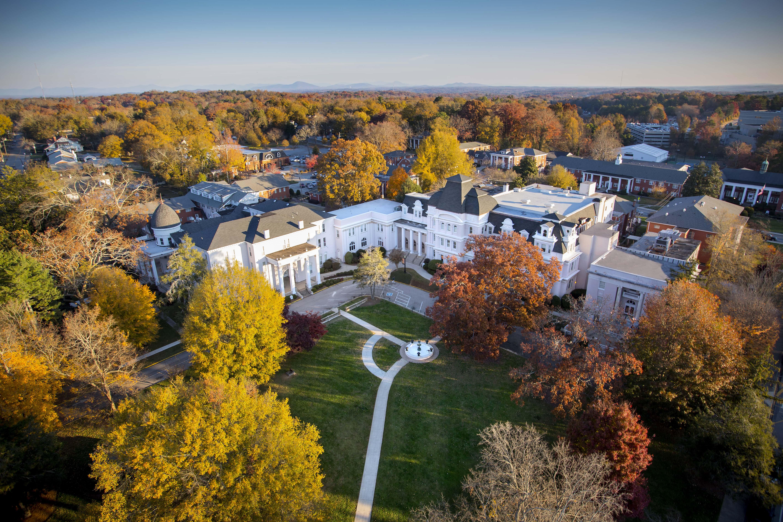 Aerial of Gainesville Campus
