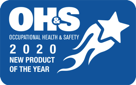 OH&S product of the year 2020 SafeRack GX