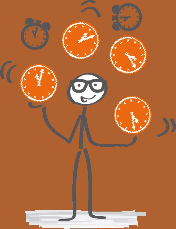 zeit - Zeitmanagement der 4. Generation