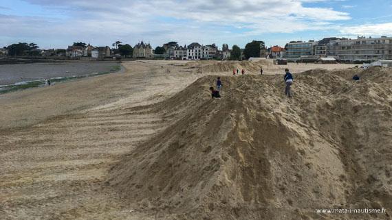 Le sable - Enquête sur une disparition