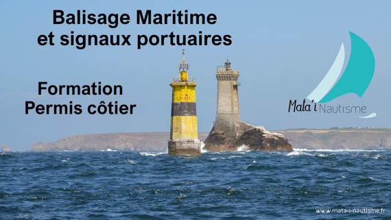La Plate et la Vieille - Formation Balisage Maritime