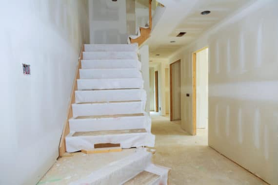 rénovation lourde de maisons et appartements