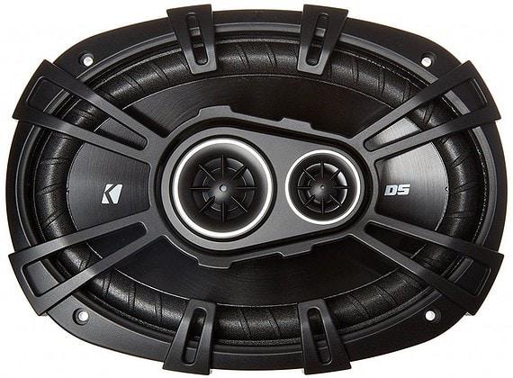 Kicker 43DSC69304 D-Series 6x9 360 Watt 3-Way Car Audio Coaxial Speakers
