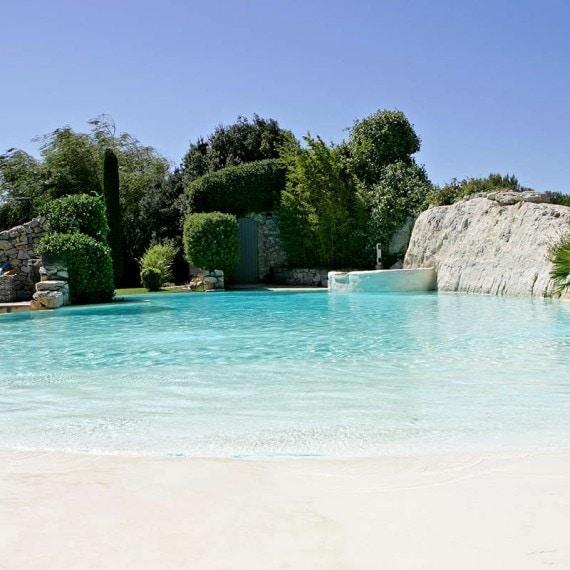 SE MARIER DANS UN DÉCOR PROVENÇAL - la piscine
