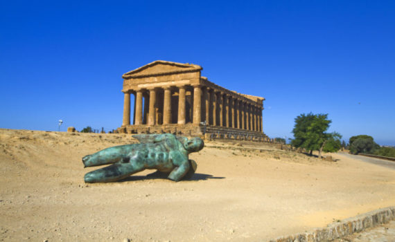 Excursion in Agrigento