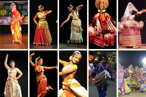 Indian classical dance south asian dance