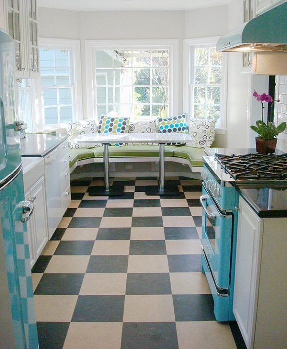 стили дизайна кухни фото