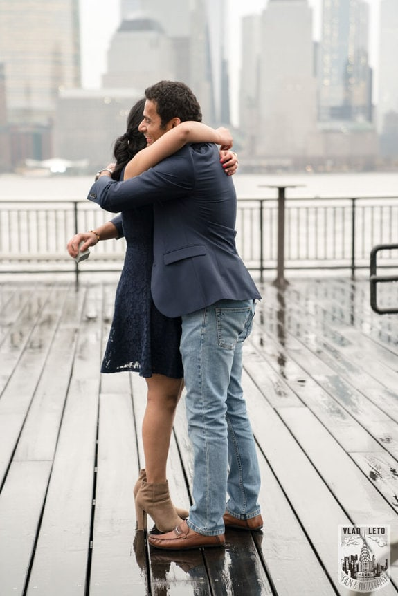 Photo 11 Jersey City Marriage Proposal | VladLeto
