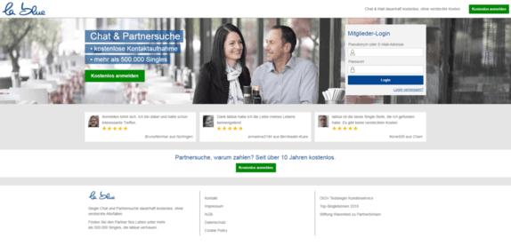 Eine kostenlose dating-site mit kostenlosem chat