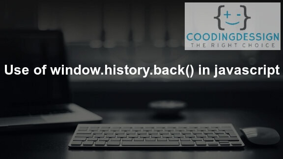 How to go back on previous url with previous information using javascript function?