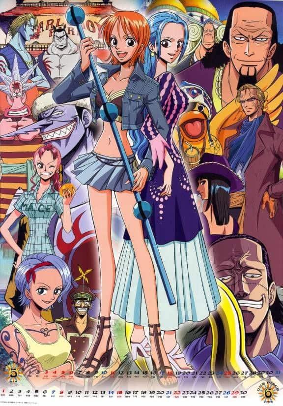 One Piece วันพีช ภาค 4 อาณาจักรอลาบัสต้า