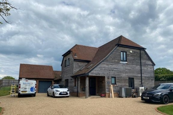 Barn conversion sussex air conditioning sussex