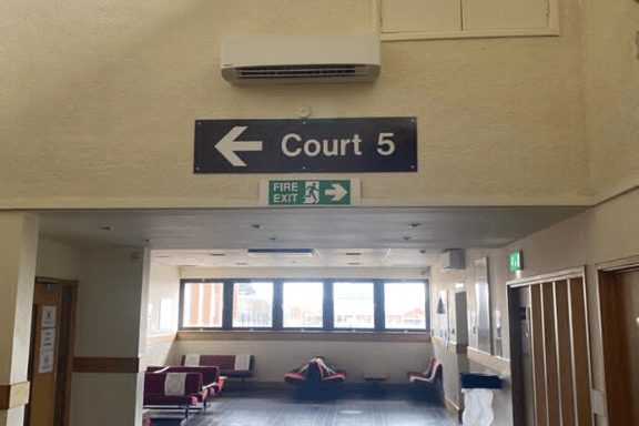 Great Yarmouth County Court air conditioning image