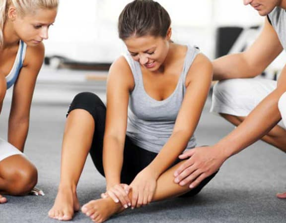 Gym Injuries Prevention