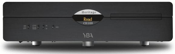 YBA CD 100 recto