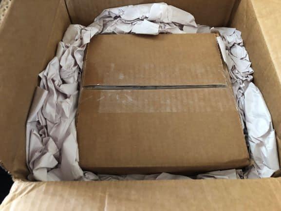 Tierra Y Fuego Tile Packaging