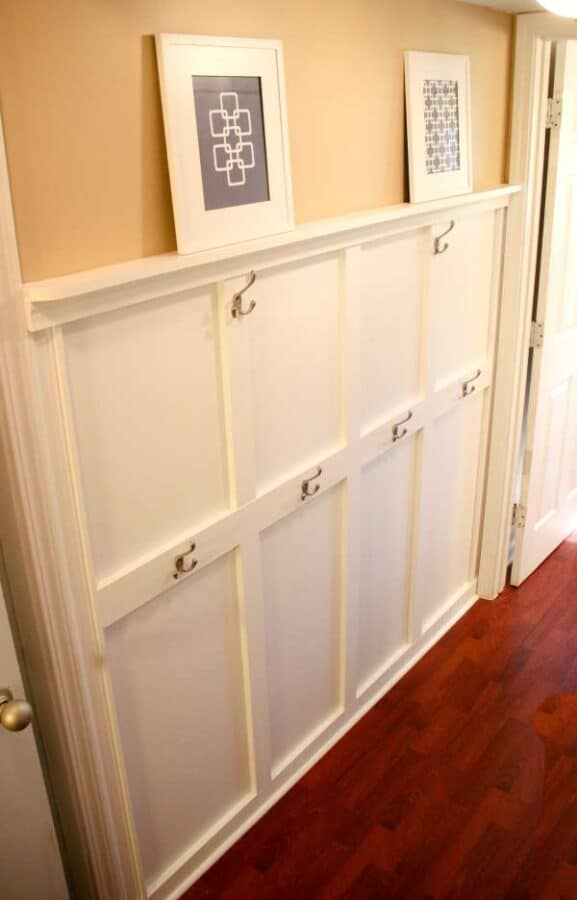 12 Amazing Home Entryway Ideas & Solutions #Storage solutions #organization #entryway #home organization #home storage