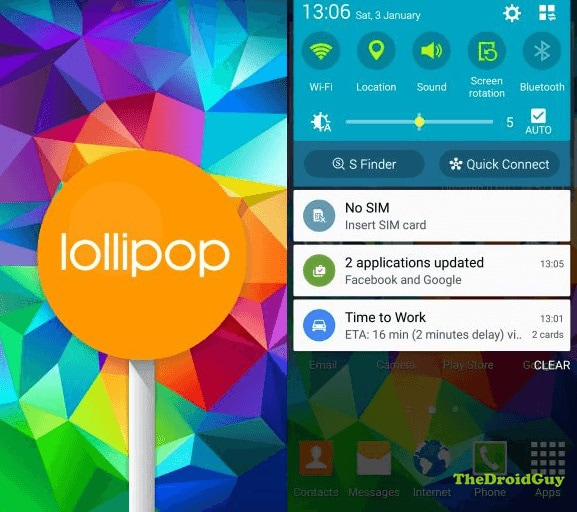 Android Lollipop Causes of Problems