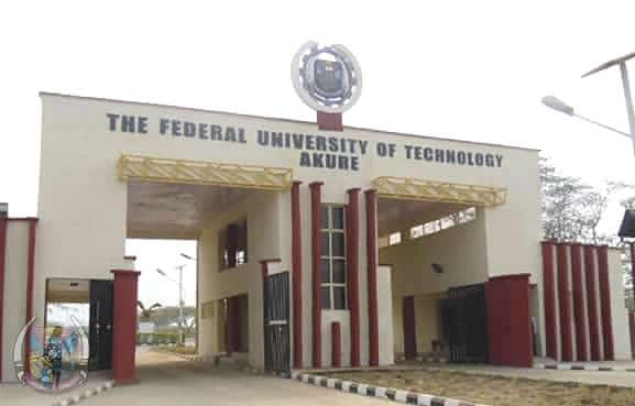 Main Entrance, Federal University of Technology, Akure (FUTA). Photo: Daily Post
