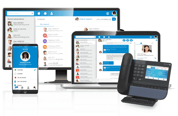 Avita Unified Communications, Cloud Phone System with Unlimited Calling