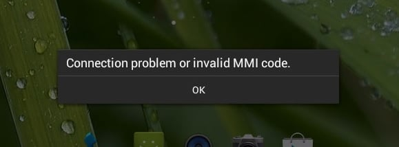 MMI Code Error On Android Tablet_1
