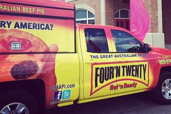 Four'n Twenty Pies