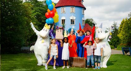 amusement parks in scandinavie