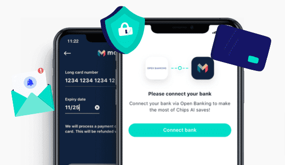 Connect Chip to your bank account