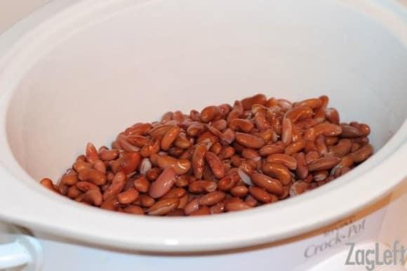 How To Quick Soak Beans : ZagLeft
