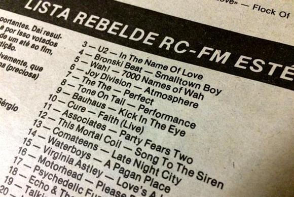 #world -A primeira 'Lista Rebelde' de António Sérgio no BLITZ: uma playlist que regressa a 6 de novembro de 1984 - @BLITZ Artes & contextos world a primeira lista rebelde de antonio sergio no blitz uma playlist que regressa a 6 de novembro de 1984 blitz