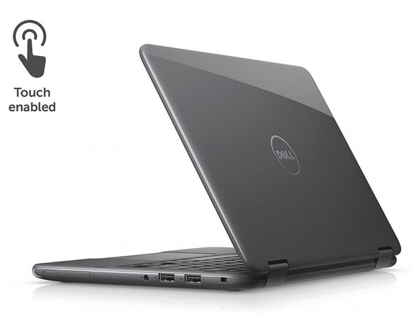Dell i3168-3272GRY 11.6-inch Laptop