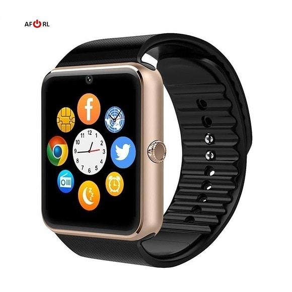 Amazingforless SIM Card Compatible Cheap Smartwatch