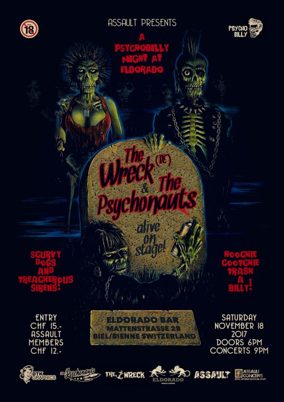 2017 11 18 THE WRECK THE PSYCHONAUTS