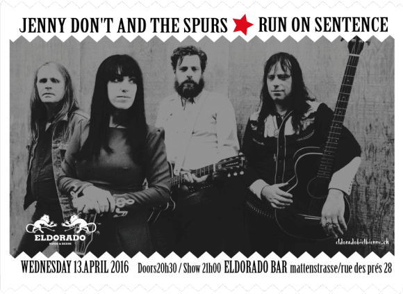 Jenny dont and the Spurs