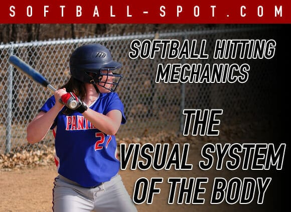 SOFTBALL HITTING MECHANICS VISUAL SYSTEM
