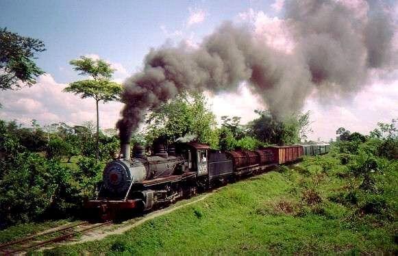 Ferrocarril Central